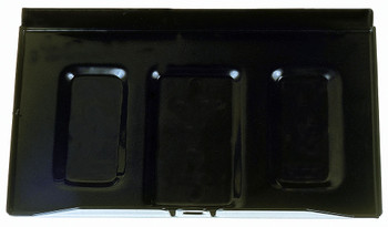 Battery Tray - Polyethylene - 13"