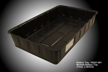 Multiple Battery Tray -  120221-001 | Battery Specialist Canada
