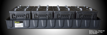 Multiple Battery Tray Large | Battery Specialist Canada