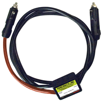 RESCUE® In-Cab Charging Cord Large View| Battery Specialist Canada