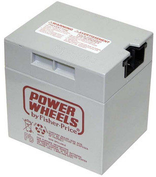Fisher-Price Power Wheels® 12V 9.5Ah Toy Battery | batteryspecialist.ca