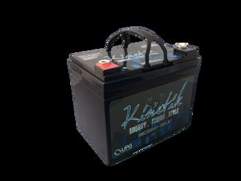 Kinetik BLU 800 Watt Power Cell - HC800-BLU Angle View | Battery Specialist Canada