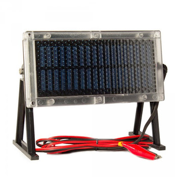 6V Solar Panel - Recommended for 5Ah or Less SLA Battery | Battery Specialist Canada