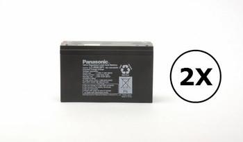RBC3 UPS Premium Panasonic SLA Battery - LC-R0612P1