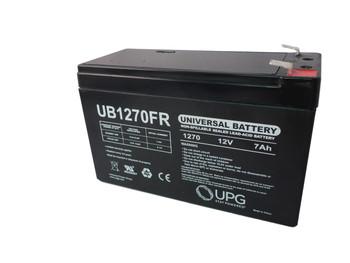RBC40 Flame Retardant Universal Battery - 12 Volts 7Ah - Terminal F2 - UB1270FR| Battery Specialist Canada