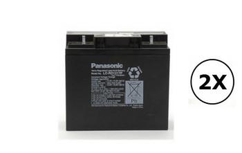 Pro NETUPS F6C100-4 Panasonic Battery - 12V 17Ah - Terminal T4 - LC-RD1217P| Battery Specialist Canada