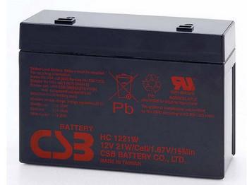 Regulator Pro Silver 500 - HC1221W CSB Battery | Battery Specialist Canada