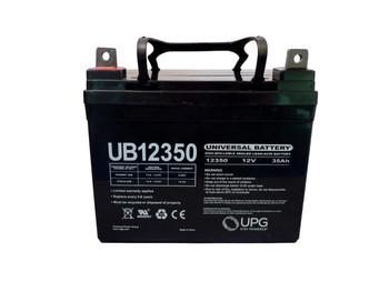 107SRX - Redman Wheelchairs Wheelchar Battery Replacement - U1- UB12350| Battery Specialist Canada