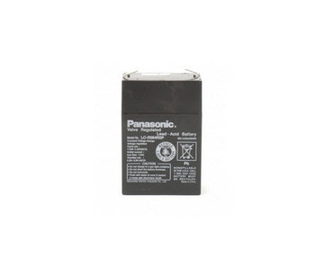 CPS180PHV  Panasonic Battery - 6V 4.5Ah - Terminal Size 0.187 - LC-R064R5P | Battery Specialist Canada