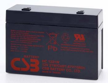 HC1221W CSB Battery - D2792 | Battery Specialist Canada