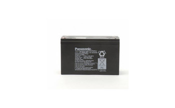 OfficePro 700 Panasonic Battery - 6V 12Ah - Terminal Size 0.25 - LC-R0612P1
