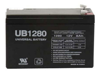 OP500AVR Universal Battery - 12 Volts 8Ah - Terminal F2 - UB1280| Battery Specialist Canada