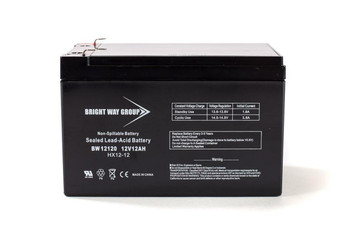 1000TLV Universal Battery - 12 Volts 12Ah -Terminal F2 - UB12120 - 2 Pack| Battery Specialist Canada