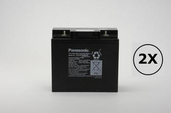 AP23 3KVA Universal Battery - 12 Volts 18Ah -Terminal T4 - UB12180 | Battery Specialist Canada
