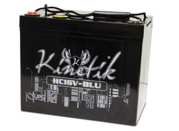 Kinetik BLU 1600 Watt 12V 60Ah Power Cell - HC16V-BLU | Battery Specialist Canada