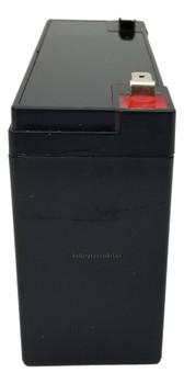 HP Powertrust Universal Battery - 6 Volts 12Ah -Terminal F2 - UB6120 Side | Battery Specialist Canada
