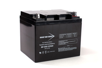 HP R12000 N+X Universal Battery - 12 Volts 50Ah -Terminal T4 - UB12500| Battery Specialist Canada