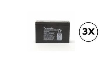 OMNISMARTINT1000 Tripp Lite UPS Panasonic Battery | Battery Specialist Canada
