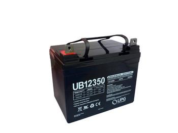 Tripp Lite SMART2000RMXL UPS Universal Battery - 12 Volts 35Ah - Terminal T4 - UB12350 Angle View| Battery Specialist Canada