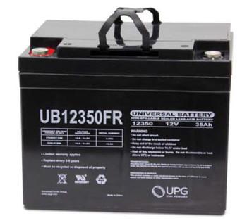 Tripp Lite SMART2000RMXL Flame Retardant Universal Battery - 12 Volts 35Ah - Terminal T4 - UB12350FR| Battery Specialist Canada