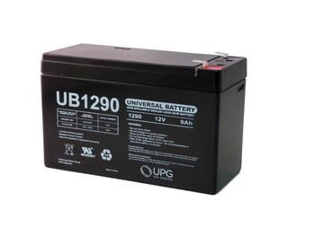 Liebert Nfinity 8kVA XR - Universal Battery - 12 Volts 9Ah - Terminal F2 - UB1290 - 1 Battery  Battery Specialist Canada