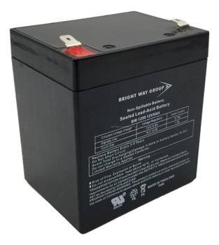 Liebert Powersure PA350-120U Universal Battery - 12 Volts 5Ah - Terminal F2 - UB1250| Battery Specialist Canada