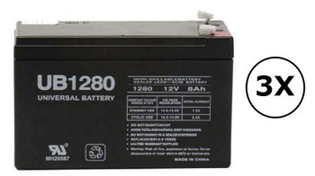 1000W - H914N Universal Battery - 12 Volts 8Ah - Terminal F2 - UB1280| Battery Specialist Canada