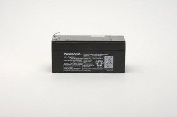 Back UPS ES 350 BE350R  Panasonic Battery - 12V 3.4Ah - Terminal Size 0.187 - LC-R123R4P| Battery Specialist Canada