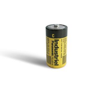 C Batteries - 72 Pack - Panasonic Industrial Alkaline Batteries - C3789.  Battery Specialist Canada