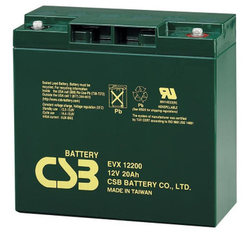 EVX12200 CSB Battery | Battery Specialist Canada