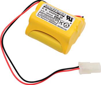 Aritech 10050205 NiCd Battery - 6V - 700mAh | Battery Specialist Canada