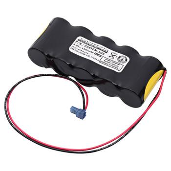 Baghelli SL026-139 NiCd Battery - 6V - 1900mAh | Battery Specialist Canada