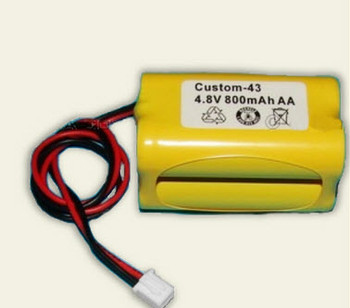 BL93NC487 - NiCd Battery - 4.8V - 800mAh | Battery Specialist Canada