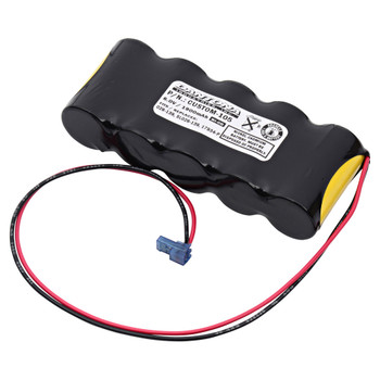 Interstate - NIC0636 - NiCd Battery - 6V - 1900mAh | Battery Specialist Canada