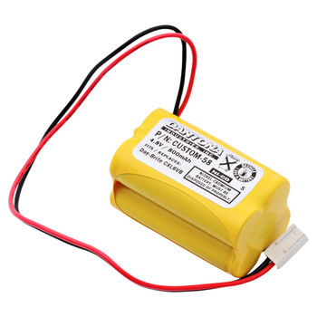 Interstate - NIC0939 - NiCd Battery - 4.8V - 800mAh | Battery Specialist Canada