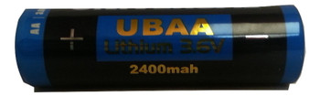 3.6V - 2400MAh - AA Lithium Cell - 88040 | Battery Specialist Canada