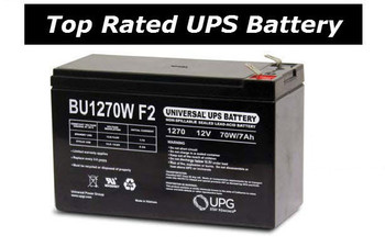 APC Back UPS Pro 350 LS - BP350UC  High Rate UPS Universal Battery - 12 Volts 35 Watts Per Cell -Terminal F2 - BU1270W| Battery Specialist Canada