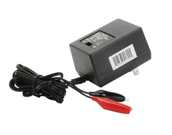 Sealed Lead Acid Battery Charger - 6V/12V Switchable Single-Stage With Alligator Clips - UPG D1724 | Battery Specialist Canada