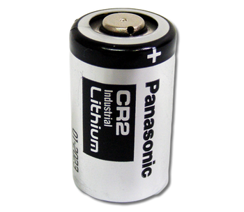 CR-2 - 3V 850mAh Cylindrical Lithium Panasonic -88037 | Battery Specialist Canada