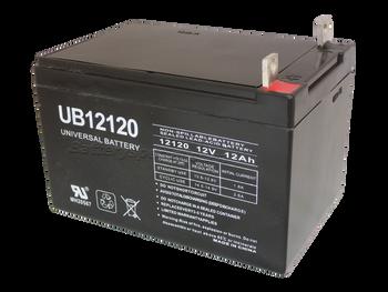 12 Volts 12Ah -Terminal Nut & Bolt - SLA/AGM Battery - UB12120 | Battery Specialist Canada