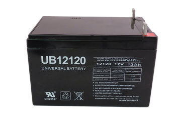 12 Volts 12Ah -Terminal Nut & Bolt UB12120 | Battery Specialist Canada