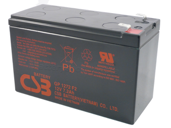 GP1272F2  12 Volt 7.2Ah | Battery Specialist Canada