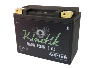 YB30L-B - Kinetik Phantom LiFePO4 Battery | Battery Specialist Canada