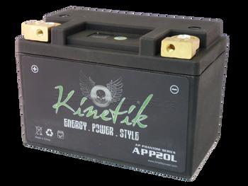 YTX16-BS-1 - Kinetik Phantom LiFePO4 Battery | Battery Specialist Canada