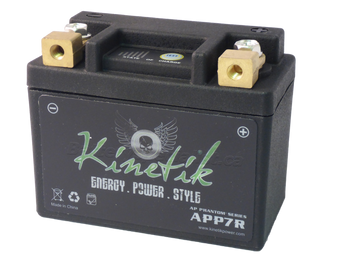 12N9-3B Kinetik Phantom LiFePO4 Battery | Battery Specialist Canada