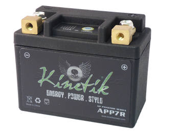 12N11-3A-1 Kinetik Phantom LiFePO4 Battery | Battery Specialist Canada
