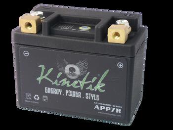 YTZ7S Kinetik Phantom LiFePO4 Battery | Battery Specialist Canada