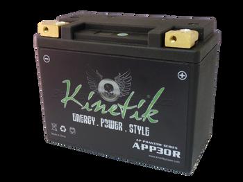 SY50-N18L-AT - Kinetik Phantom LiFePO4 Battery | Battery Specialist Canada