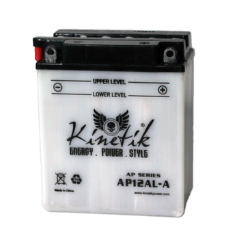 12ALA Power Sport Conventional Battery | Battery Specialist Canada