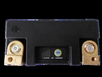 YTX9-BS - Kinetik Phantom LiFePO4 Battery - APP14L | Battery Specialist Canada